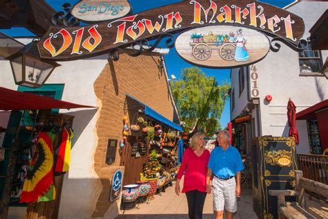 Best Small Towns In America To Visit old town market san diego information guide