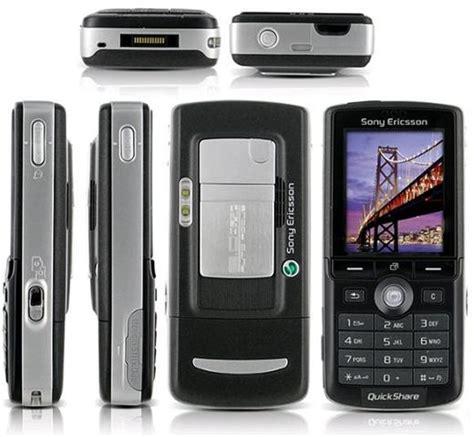 Sony Ericsson K750 mobile specs sony ericsson k750