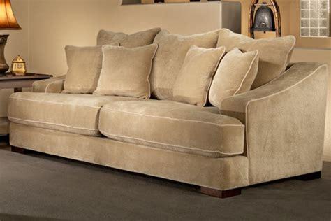 cooper microfiber sofa cooper collection in living room