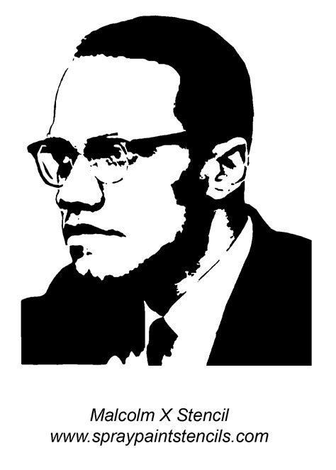 Free Coloring Pages Of Malcolm X Malcolm X Coloring Pages