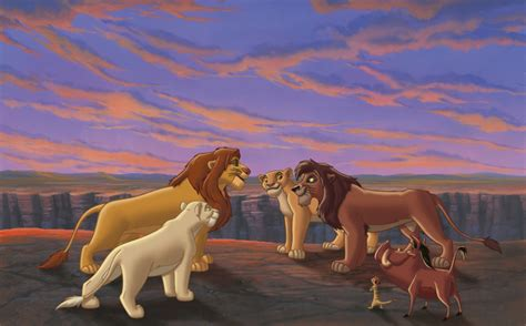 lion film pride the lion king 2 simba s pride 20 sequels that never