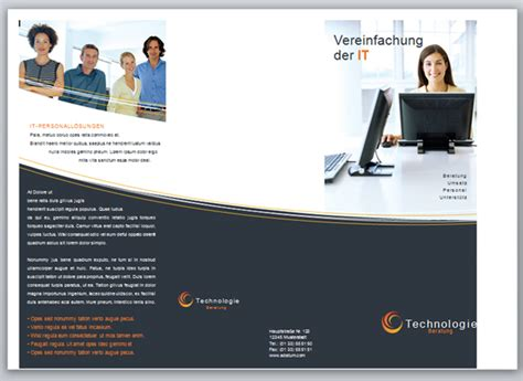 Flyer Design Vorlagen Indesign Preview