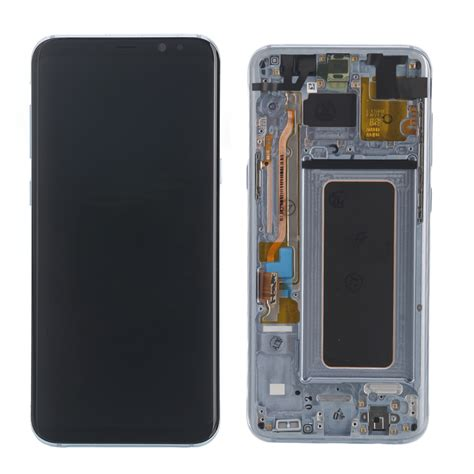 Lcd Samsung S8 lcd display touch screen digitizer assembly for samsung galaxy s8 s8 plus ebay