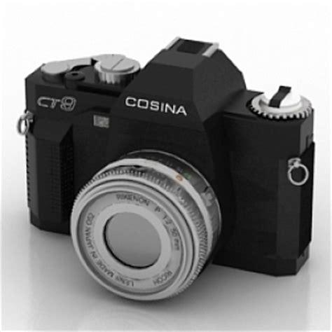 vintage camera 3d model free download 3d models id3896
