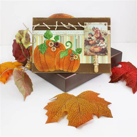 Thanksgiving Paper Crafts For - 6 thanksgiving crafts to make with paper favecrafts