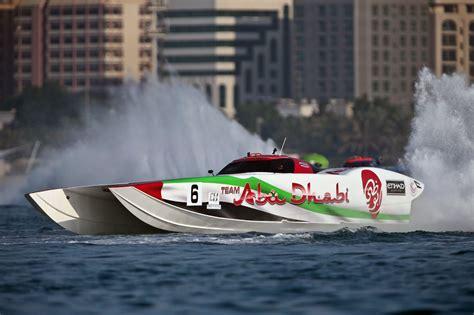 gary ballough boat racing mercury racing powers team abu dhabi to class 1 world