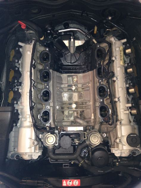 how to replace in a intake manifold in a 1986 mitsubishi precis w211 e63 intake manifold gasket and bolt replacement mbworld org forums