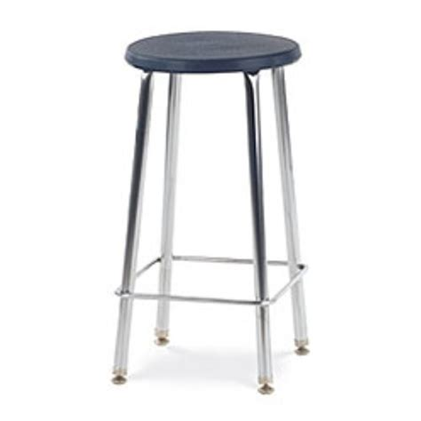 Softer Stool by Virco Soft Plastic Stool 24 Quot H 12024 Lab Stools And