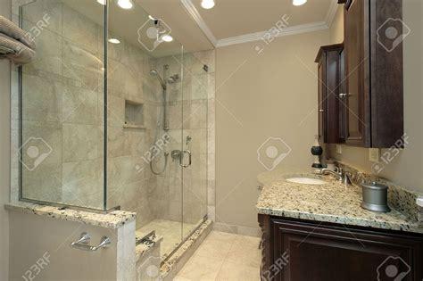luxury master bathroom shower home bathroom design plan