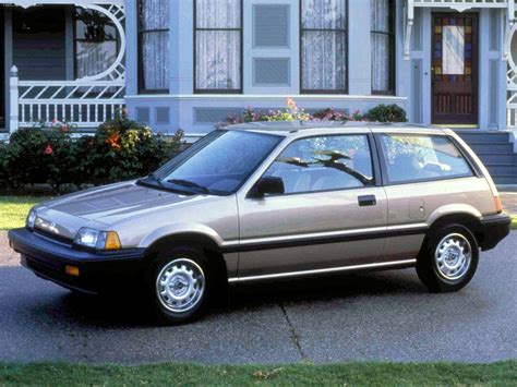honda civic hatchback 1985 pictures information amp specs