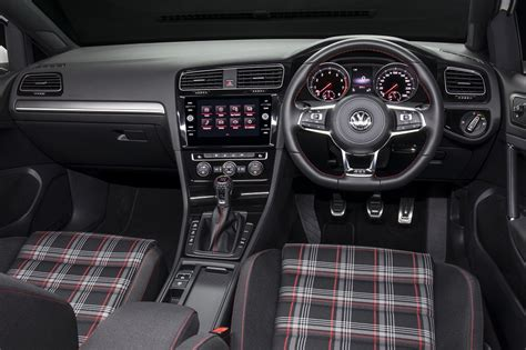 volkswagen original interior 2018 volkswagen golf gti original launch review car
