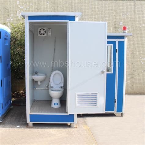 bathroom portable fiber glass portable toilet drainage tank toilet portable