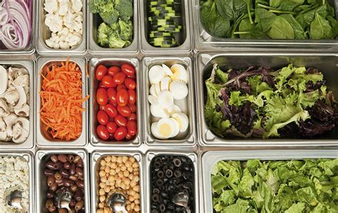 Best Salad Bar Toppings the worst salad toppings and what to choose instead self