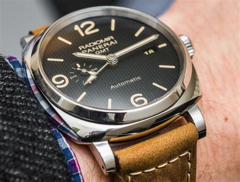 Panerai Radiomir Gmt new panerai radiomir 1940 3 days gmt automatic watches for