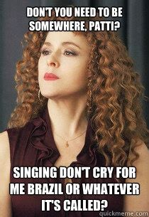 bernadette peters quotes image quotes at hippoquotes com