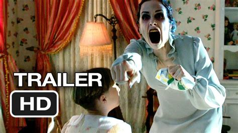 insidious film story hd trailer of insidious chapter 2 2013 girl watching