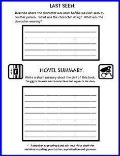 mystery book report template wanted poster book report project templates worksheets