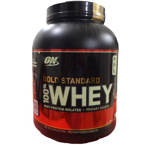 gold standard  whey protein  lbs flavour chocolate
