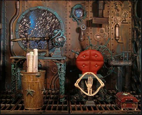 steam punk home decor steunk bedroom decor steunk under the sea theme