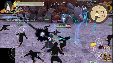 naruto shippuden ultimate ninja storm  vmoddediso