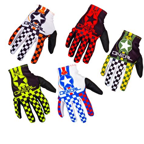 oneal motocross gloves oneal matrix wingman 2016 motocross gloves gloves