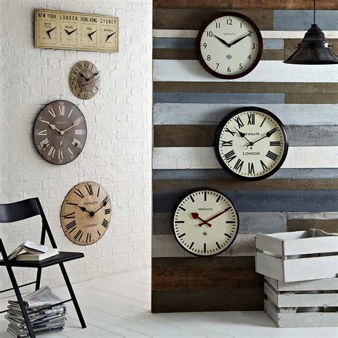 Jam Newgate jam dinding untuk dekorasi rumah jasa arsitek jakarta