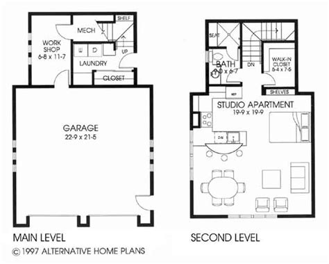 detached garage apartment floor plans 112 best images about granny flat annex extension on
