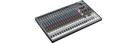 Mixer Behringer Sx2442fx Mixer Audio 24 Channel With Effect Sx 2442 behringer sx2442fx eurodesk 24 channel mixer