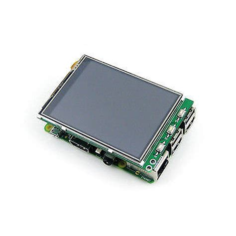 Lcd Raspberry Pi 3 2 inch tft lcd touch rgb screen display monitor for raspberry pi b b pi2 ebay