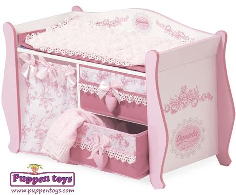 baby doll changing table wood baby doll changing table wood decuevas juguetes puppen toys
