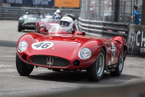 old maserati race car race car supercar racing classic retro 1955 maserati 300s