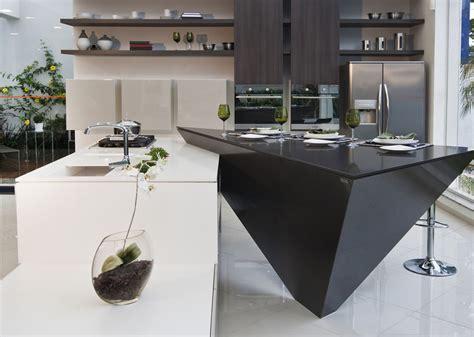 comptoir de cuisine quartz blanc comptoirs