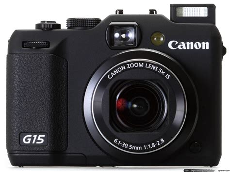canon g15 digital canon powershot g15 review digital photography review