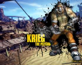 Borderlands 2 krieg wallpaper borderlands 2 krieg wallpapers