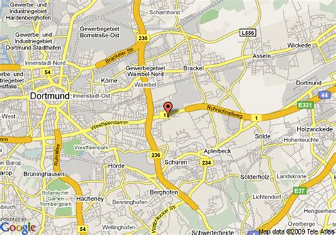 map of germany dortmund dortmund germany pictures citiestips