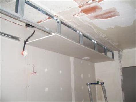 Faire Un Faux Plafond En Placo 4382 by Faire Un Faux Plafond En Placo Faire Un Faux Plafond En