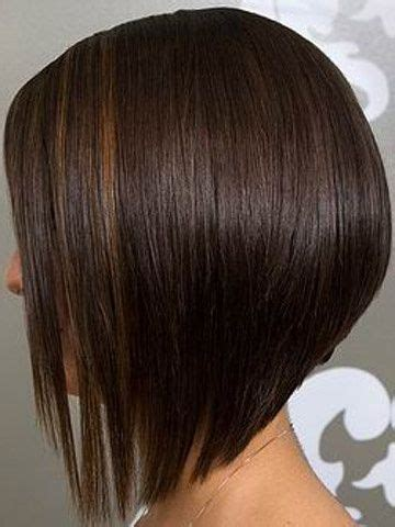 bob hairstyles long in front short in back short bob hairstyles back view style onsite longer in