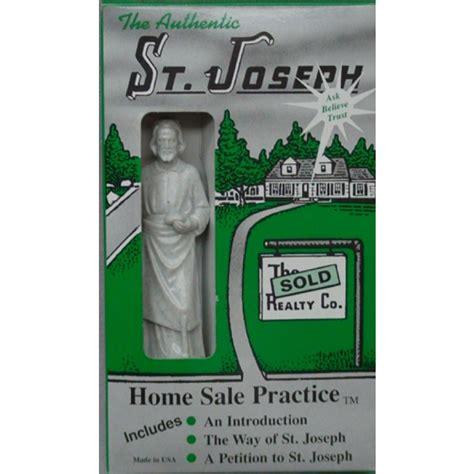 st joseph home sale statue kit