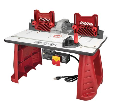 Sears Router Table by Craftsman Professional 26462 Router Table Sears Outlet