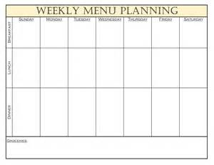 bi weekly meal planner template meal planning valentina s corner