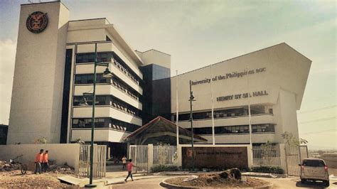 Up Manila Graduate School Mba by Up Expands To Taguig With New Building
