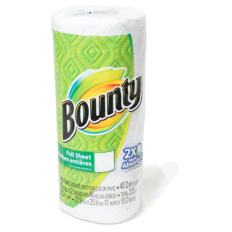 Who Makes Bounty Paper Towels - paper towels cook s country