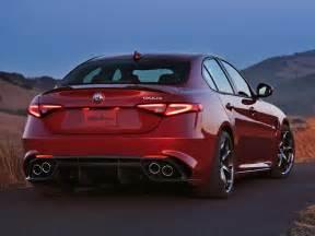 Alfa Romeo Inc 2017 Alfa Romeo Giulia Quadrifoglio Preview Autoweb