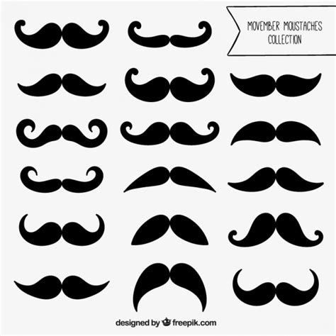 Mustache Vectors, Photos and PSD files   Free Download