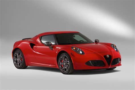 Alfa Romeo 2013 by Alfa Romeo 4c 2013 2014 2015 2016 Autoevolution