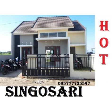 Rumah Modern Di Malang rumah modern minimalis cluster murah singosari singosari