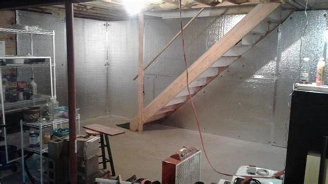 Itg Basement Systems Insulation Photo Album Sanidry Itg Basement Systems