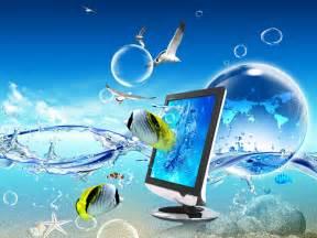 Computer Desktop Animated Wallpaper Set A Gif As Your Windows Desktop Wallpaper