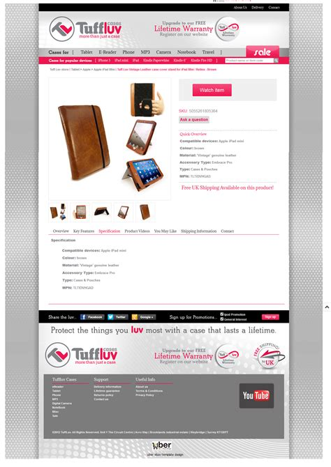 ebay ad template 100 free ebay listing templates uk custom mobile