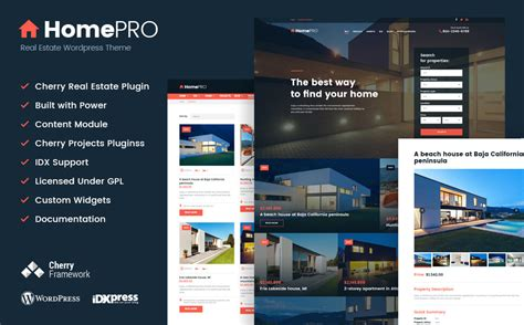 themes wordpress real estate opt for the best wordpress themes in 2017 for your
